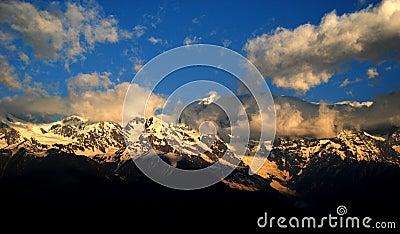 Meri Snow Mountain