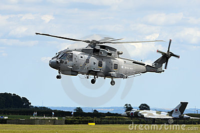 Merlin HM1 Editorial Stock Photo