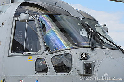 Merlin HM1 Editorial Stock Image