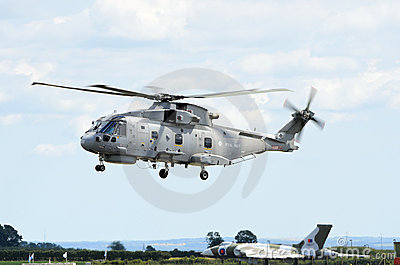 Merlin HM1 Editorial Image