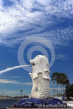 Merlion Singapore Picture on Free Stock Photos  Merlion Park Singapore Skyline  Image  14973448