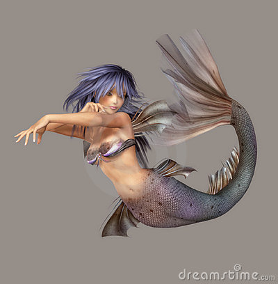 Free Mermaid Stock Photo - 6640280