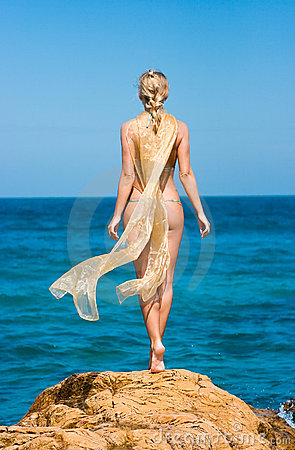 Free Mermaid Stock Photography - 8101062