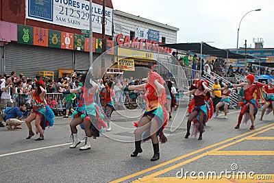 Mermaid Parade Editorial Stock Photo