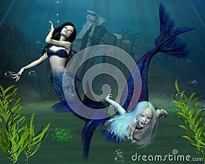 Mermaids - 2