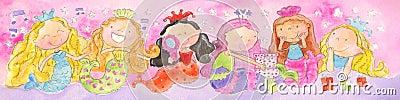 Mermaids-A-Singin