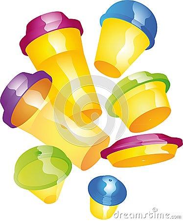 Merrily cups