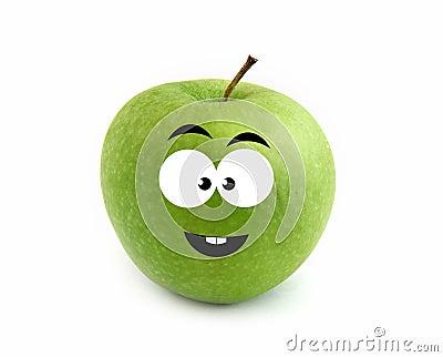 Merry apple