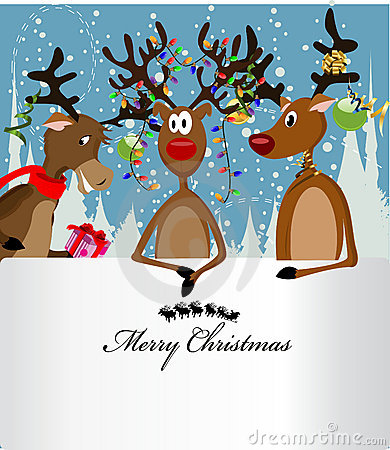 Free Merry Christmas Stock Images - 16305044