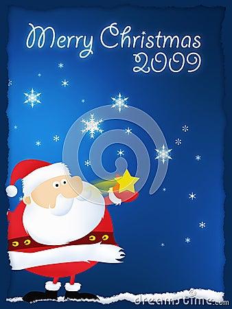 Merry Christmas 2009 Santa