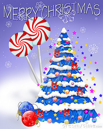 Free Merry Christmas Stock Image - 369171