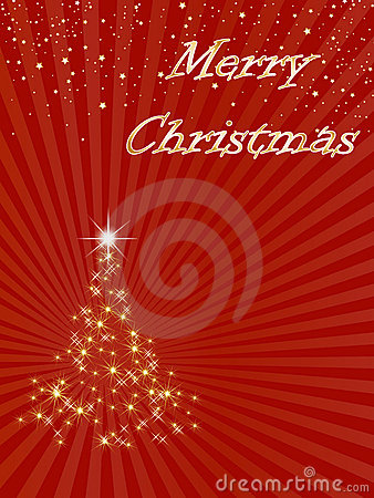 Free Merry Christmas Background Stock Images - 6811854