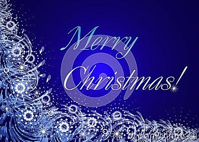 Merry Christmas. Card