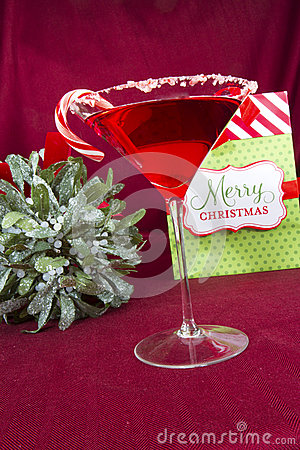 Merry Christmas Cocktail