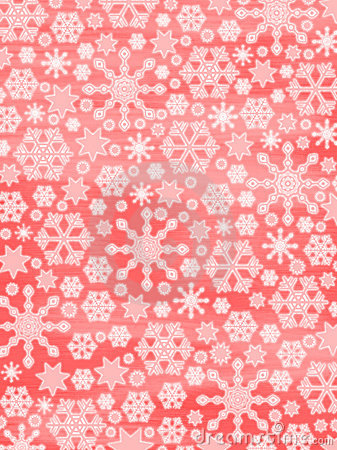 Merry Christmas!! Glowing Snowflakes