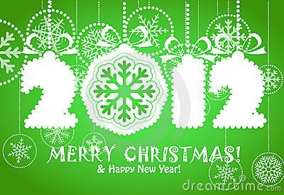 Merry Christmas and Happy New  2012 Year