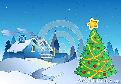 Merry Christmas theme 1