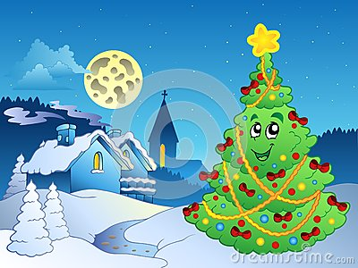 Merry Christmas theme 3