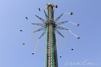 Merry-go-round in the sky
