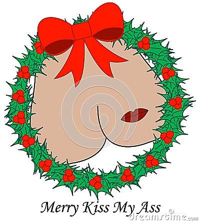 Merry Kiss My...