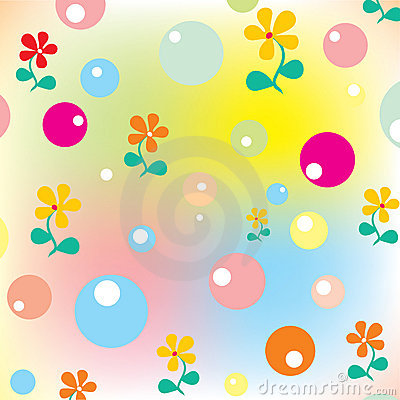 Free Merry Nursery Texture Stock Image - 5492611