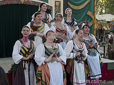 The Merry Wives of Windsor Editorial Image