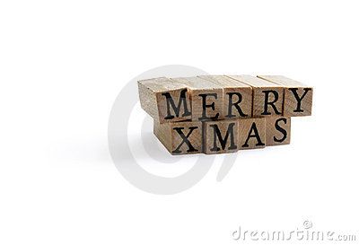 Merry Xmas Royalty Free Stock Image - Image: 6531096