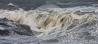 Mers agitées
