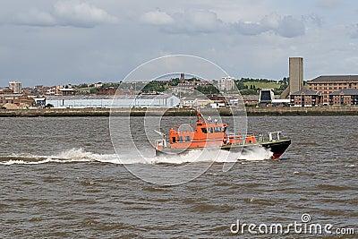 Mersey Pilot Boat