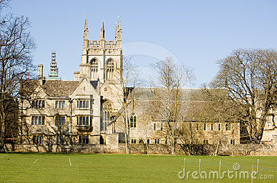 Merton College, Oxford University