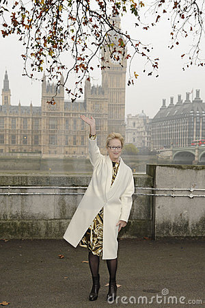 Meryl Streep, Editorial Stock Photo