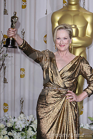 Meryl Streep Editorial Photo