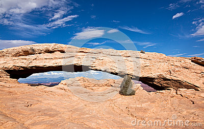 Mesa Arch Royalty Free Stock Photos - Image: 26054928