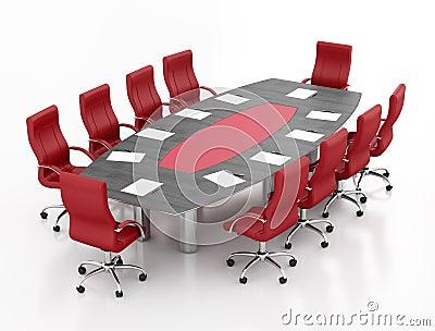 Mesas de reuniones para oficinas fotos de decoracion de for Mesa reuniones diseno