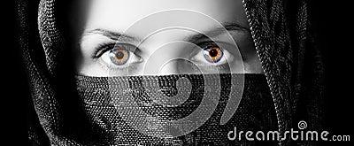 Mesmerizing beautiful eyes