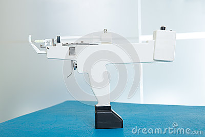 Mesotherapy gun electronic with syringe
