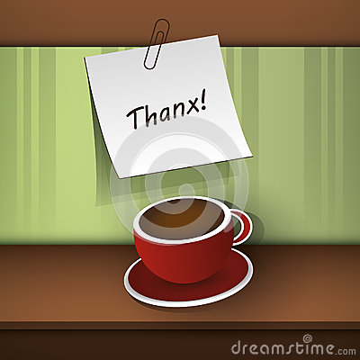 A Message Saying Thanx!