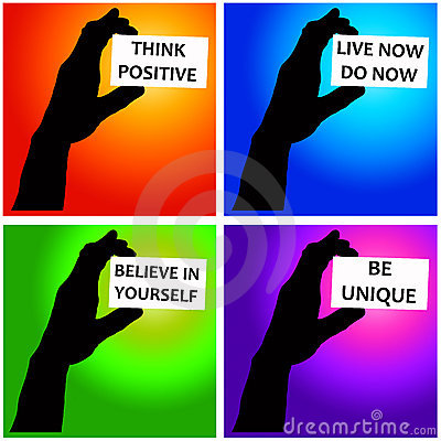 Messaggi positivi