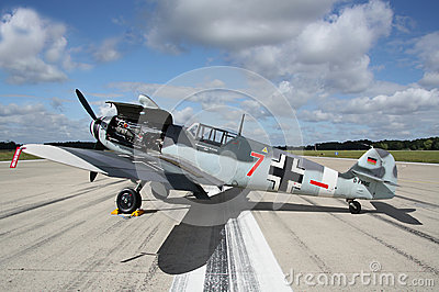 Messerschmidt 109 Editorial Image