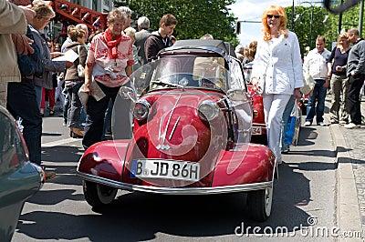 Messerschmitt KR200 Editorial Photography