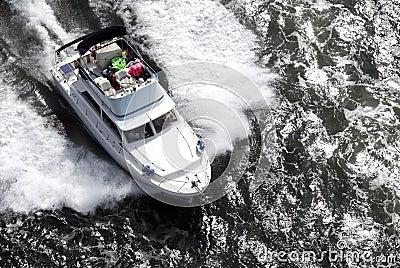 Messy Boat