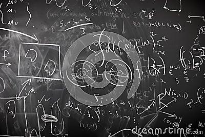Messy Mathematics Calculation