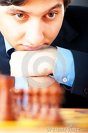 Mestre grande Vugar Gashimov de FIDE (Rank do mundo - 12)