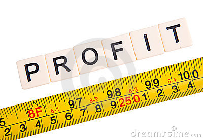 Mesure your profit