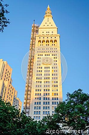 Met Life Tower, New York