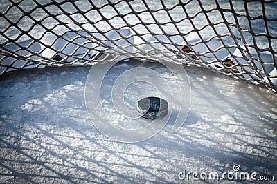 Meta del hockey