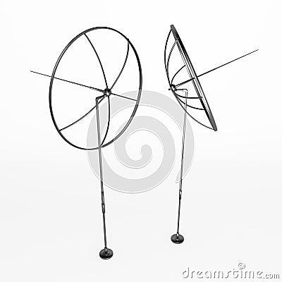 Free Metal Antennae Stock Photo - 11588910