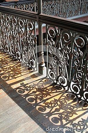 Free Metal Balustrade Stock Images - 51071984