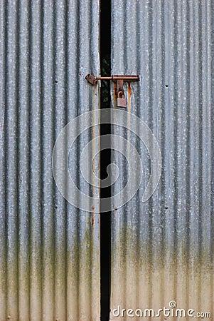 Metal Barn Doors
