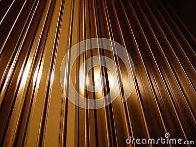 Metal bars Stock Photo